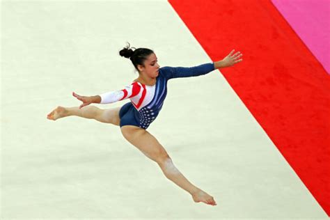 aly raisman floor routine olympic strong is the new beautiful running shoes