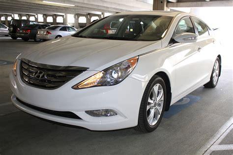 2011 Hyundai Sonata Limited 2.0 Turbo