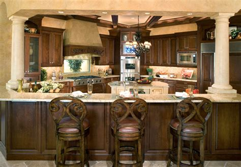 the kitchen collection inc sater 39 s quot cordillera quot custom home plan