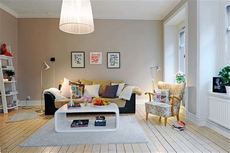 scandinavian livingroom decorating with a modern scandinavian influence