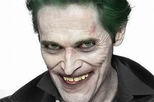 Willem Defoe Joker by MrGreenlight on DeviantArt
