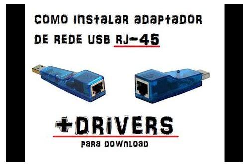 baixar drive de rede usb gratis