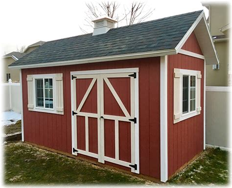 Storage Shed Companies by Custom Sheds