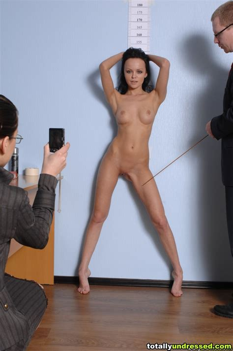 Petite Undressed Business Babe