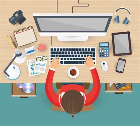 graphic design bureau ergonomie du poste de travail