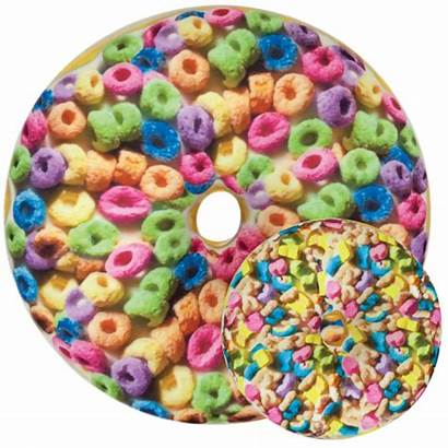 Cereal Donut Pillow Scented Pillows Microbead Donuts