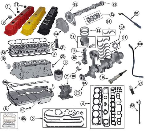 Liter Amc Engine Parts For Jeep