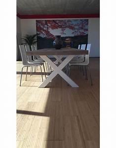 Vorhänge 300 Cm Lang : eetkamertafel 100 cm breed tot 300 cm lang met houten x ~ Whattoseeinmadrid.com Haus und Dekorationen