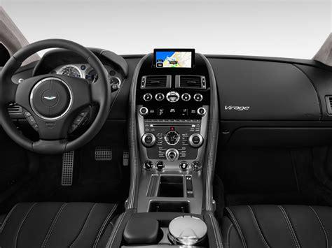 image  aston martin virage  door coupe dashboard