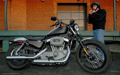 Scaricare Gli Sfondi Harley-davidson, Sportster, Xl1200n