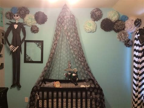 Nightmare Before Baby Room Decor by My Nightmare Before Nursery Our Baby
