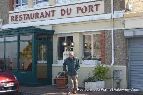 restaurant du port st valery en caux