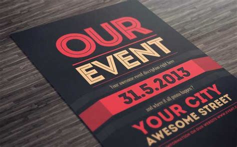 bathroom design templates 35 best psd event flyer templates designmaz