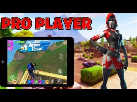 pro fortnite mobile player grinding solos  wins