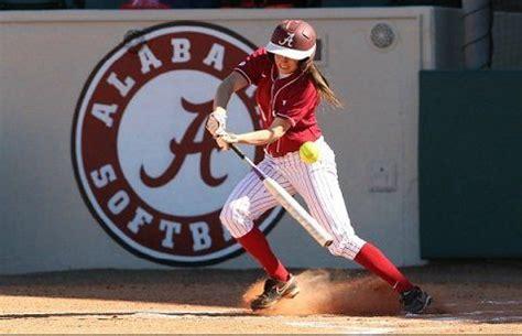 top ranked tide softball wins easton alabama invite