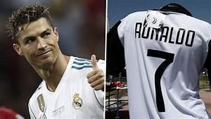 Cristiano Ronaldo Transfer Live Blog As Real Madrid Star