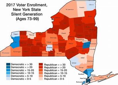 Republican Map Political Democrat York County Broken