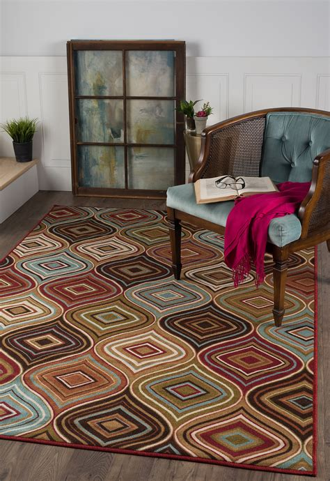 tayse rugs majesty cullen geometric area rug