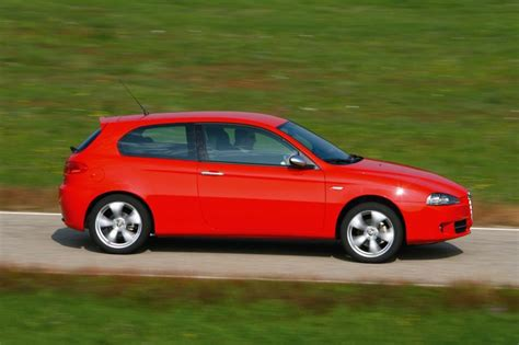 Alfa Romeo 147 Technical Specifications And Fuel Economy