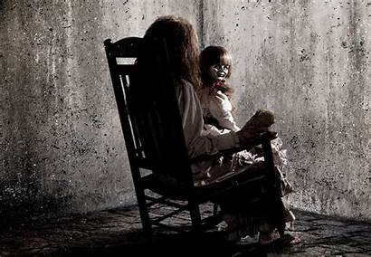 Annabelle Doll Conjuring Wallpapers Valak Funny Quotes
