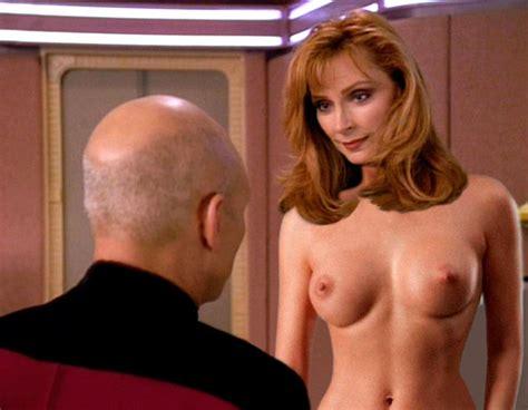 Nude beverly crusher Beverly Crusher