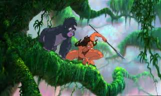 Disney Tarzan 1999 Movie