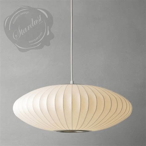 modern pendant ls george nelson saucer l