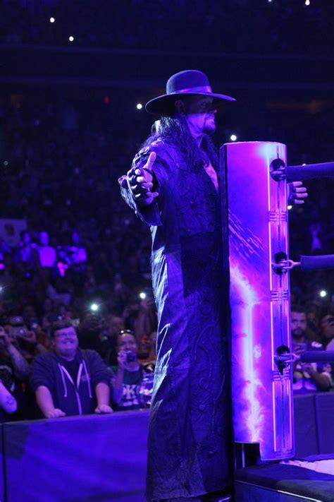 wwe news undertaker linked  shock retirement