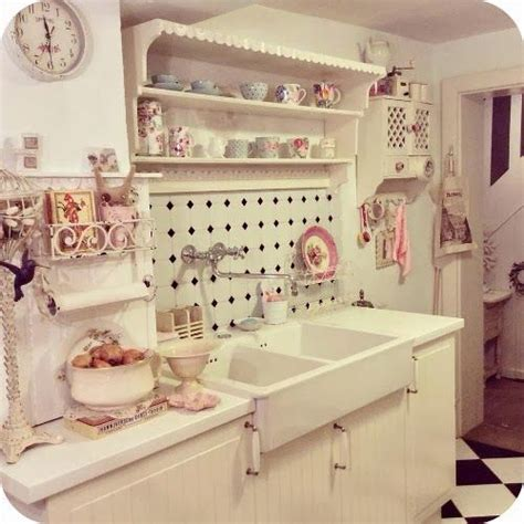 kitchen shabby chic accessories 211 best romantic kitchens images on pinterest romantic kitchen shabby chic style and 1950s