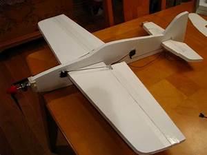 Foam RC Airplane