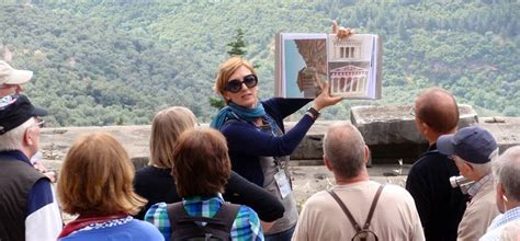 travel bureau learn presentation skills from a tour guide boris hristov