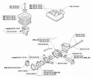 Husqvarna 365 Special Epa  2007 Carburetor