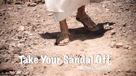 sandal   beginnings christian fellowship