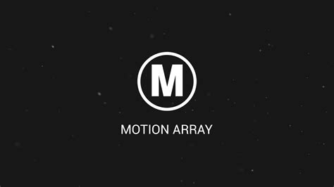 typography slideshow opener after effects templates motion array