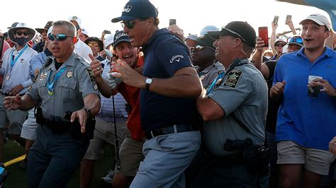 PGA Championship: Brooks Koepka furious as fans swarm onto ...