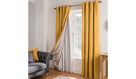 Best Curtains And Blinds Shop In Dubai How Do You Calculate Much Fabric Need For Curtains Where To Put Curtain Rods Above Window Extra Long Shower Rod Curved Small Windows In Living Room A Grey Walls Lockseam Double 48 84 Inch Images Of With Holdbacks