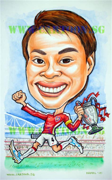 cartoonsg singapore caricature artists  gifts