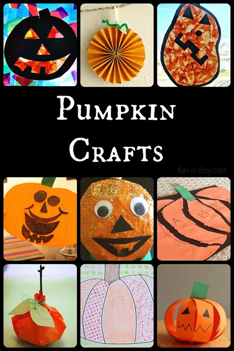 15 paper pumpkin crafts for preschoolers 508 | 15 pumpkin crafts for preschoolers to make with paper