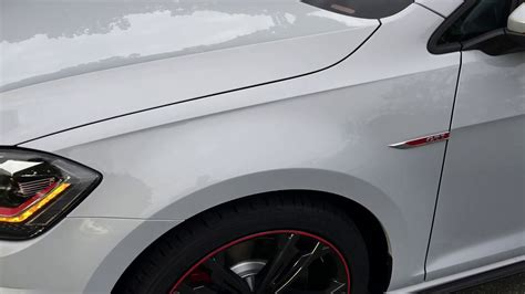 Golf 7 Gti Performance Faceliftupdate White Silver