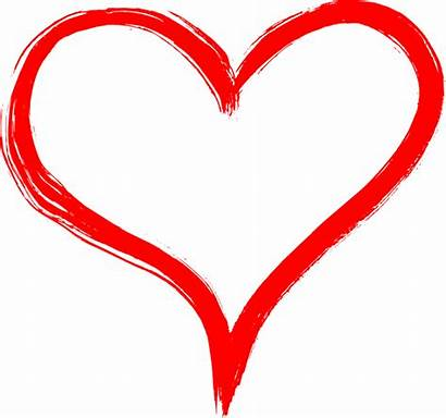Heart Drawn Transparent Clipart Drawing Hearts Drawings