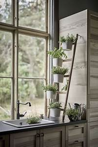 Ikea, Sneak, Peek, New, Bamboo, Plant, Stands, And, Planters