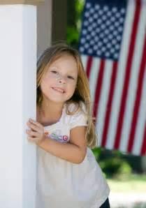 All American Girl Stock Photo  Image 46714681