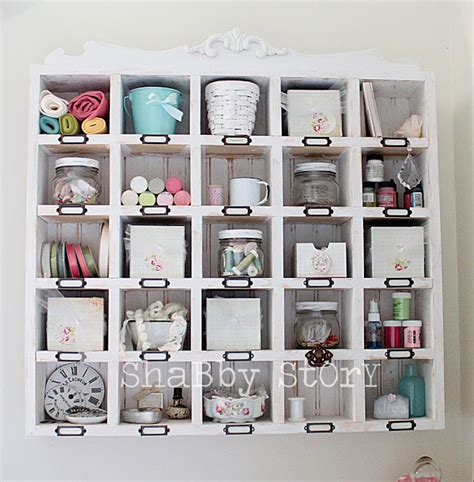 All About The Furniture Wall Shelves  Craft Storage Ideas