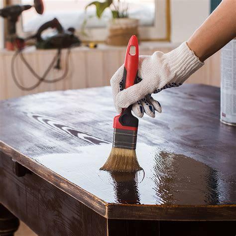 vernir un meuble en bois nos conseils pratiques but