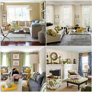 Wandfarben Brauntöne Wohnzimmer : farbgestaltung im wohnzimmer wandfarben ausw hlen und gekonnt mischen ~ Markanthonyermac.com Haus und Dekorationen