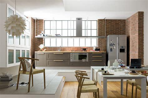 deco salon cuisine idee decoration cuisine ouverte