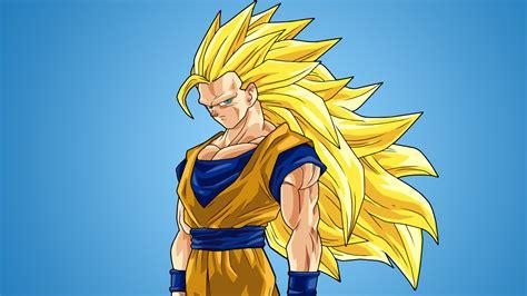Goku Super Saiyan 3 Wallpapers ·①