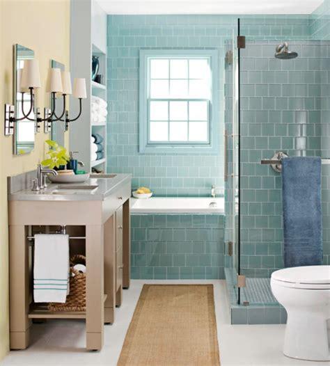 Kleines Bad Blaue Fliesen by Blaue Farbpalette F 252 R Das Interior Ihrer Wohnung