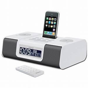 Enceinte Radio Bluetooth : ihome ip9 dock enceinte bluetooth ihome sur ldlc ~ Melissatoandfro.com Idées de Décoration