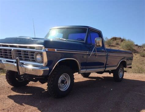 ford f100 ranger xlt 1973 ford f100 ranger xlt 4x4 zero rust for sale ford f 100 xlt 1973 for sale in san